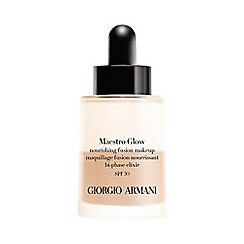 ARMANI - 'Maestro Glow' nourishing fusion make up 30ml
