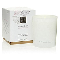 Rituals - Jasmine Dream relaxing scented candle 290g