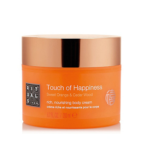 Rituals - +Touch Of Happiness+ rich and nourishing body cream 200ml