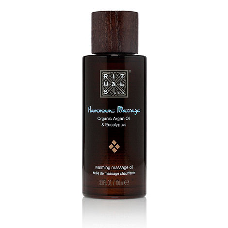 Rituals - Hammam warming massage oil 100ml
