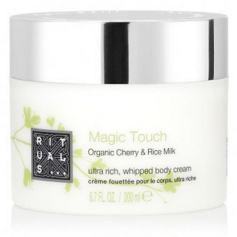 Rituals - Magic Touch ultra rich whipped body cream 200ml