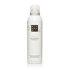 Rituals - Zensation foaming shower gel sensation 200ml