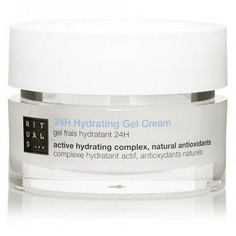 Rituals - Silky soft moisture restoring night cream 50ml