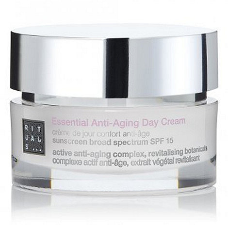 Rituals - Soothing anti-aging day cream (SPF 15) 50ml