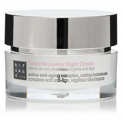 Rituals - Deeply recovering anti-aging night cream 50ml