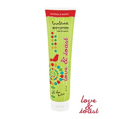 Love & Toast - Dew Blossom Body Lotion 189g