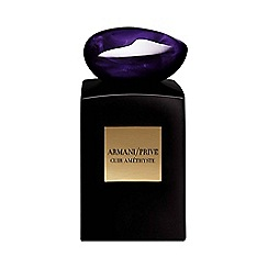 Giorgio Armani - Armani Prive La Collection Cuir Amethyste Eau De Toilette 100ml