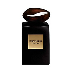 Giorgio Armani - Armani Prive La Collection Ambre Soie Eau De Toilette 100ml