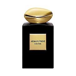 Giorgio Armani - Armani Prive Mille et une Nuits Cuir Noir Eau de Parfum 100ml
