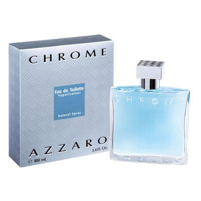 Azzaro Chrome 100ml eau de toilette spray