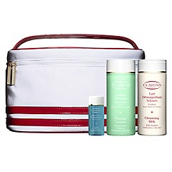 Clarins - Cleansing Trousse - Combination/Oily, 400ml