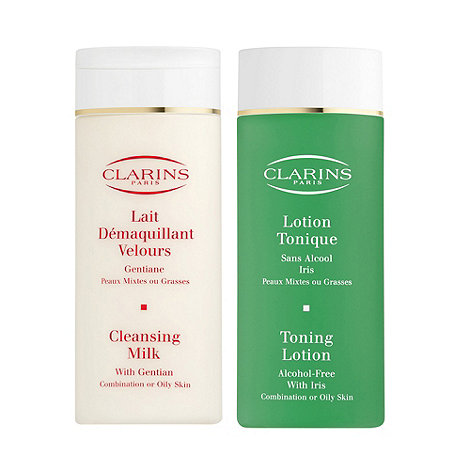 Clarins - Cleansing Duo - Combination/Oily