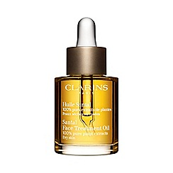 Clarins - Santal face treatment oil 30ml