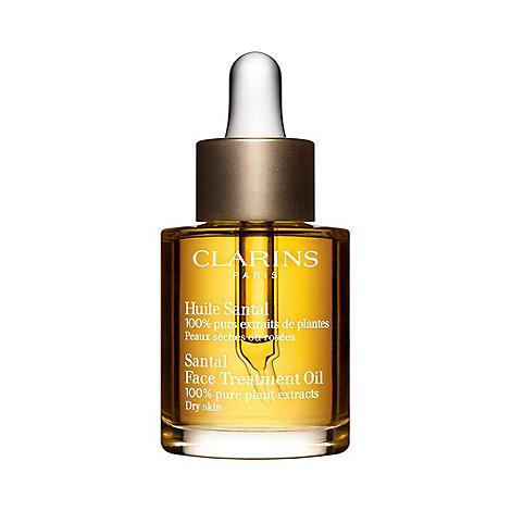 Clarins - Face Treatment Oil Santal, 30ml