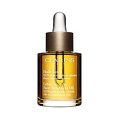 Clarins - Lotus face treatment oil 30ml