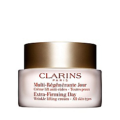 Clarins - Extra-Firming Day Wrinkle Lifting Cream 50ml - All skin types