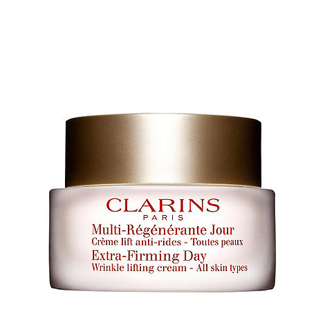 Clarins - 'Extra-Firming' day wrinkle lifting cream for all skin types 50ml