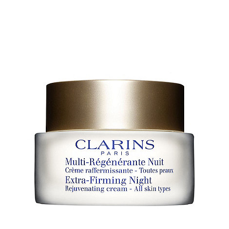 Clarins - +Extra-Firming+ night rejuvenating cream for all skin types 50ml