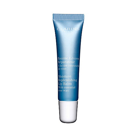 Clarins - +HydraQuench+ moisture replenishing lip balm 15ml