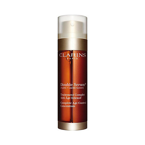Clarins - +Double+ complete age control serum 50ml