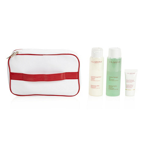Clarins - Facial cleansing set for combination to oily skin gift set