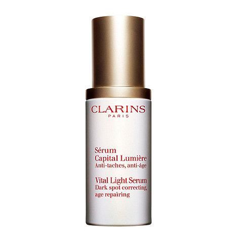 Clarins - +Vital Light+ dark spot correcting serum 30ml