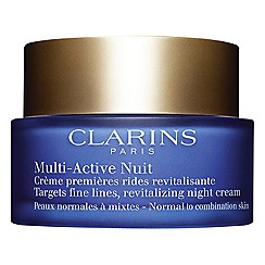 Clarins - 'Multi-Active Night Youth Recovery' cream