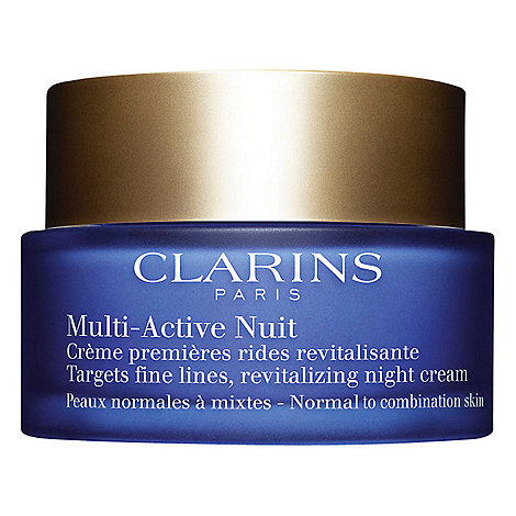 Clarins - +Multi-Active Night Youth Recovery+ cream