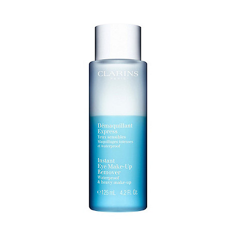 Clarins - Instant eye make up remover 125ml