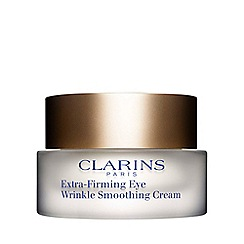 Clarins - Extra-Firming Eye Wrinkle Smoothing Cream 15ml