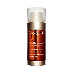Clarins - Complete age control concentrate double serum 30ml