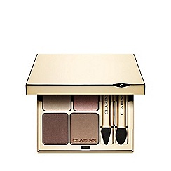 Clarins - Eye Quartet Mineral Eyeshadow Palette