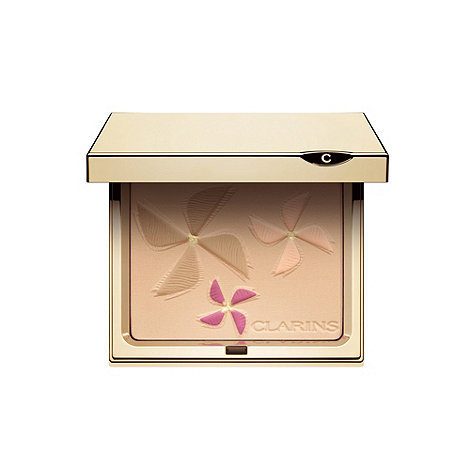 Clarins - +Colour Breeze+ face and blush powder from collector face palette 9g
