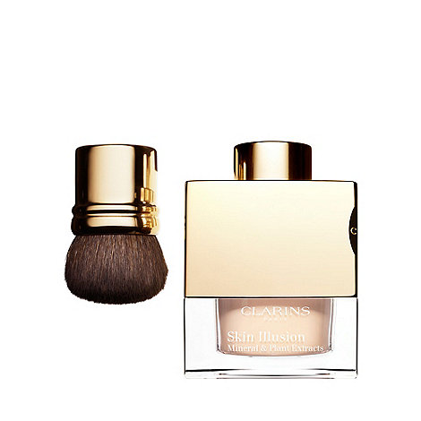 Clarins - +Skin Illusion+ loose powder foundation 13g