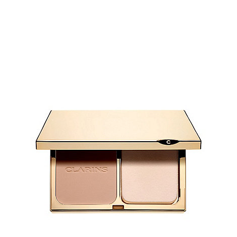 Clarins - +Everlasting Compact+ SPF 15 foundation 10g