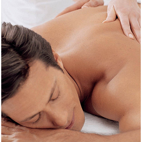 Clarins - Energising back, neck & scalp massage (men) (40 minutes)
