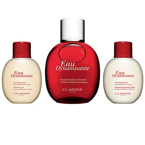Clarins - Eau Dynamisante Gift Set