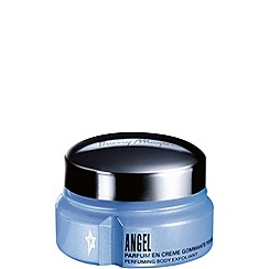 MUGLER - 'Angel' perfuming body exfoliant cream