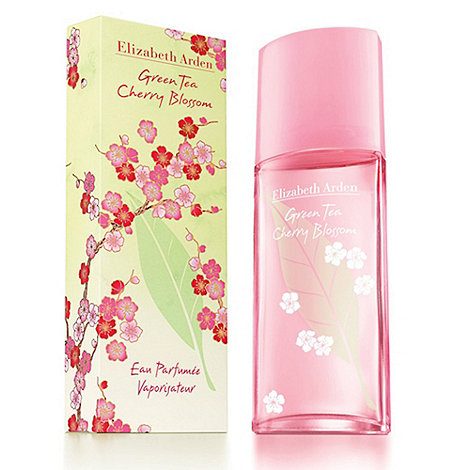Elizabeth Arden - Green Tea Cherry Blossom 100ml Eau De Toilette Spray