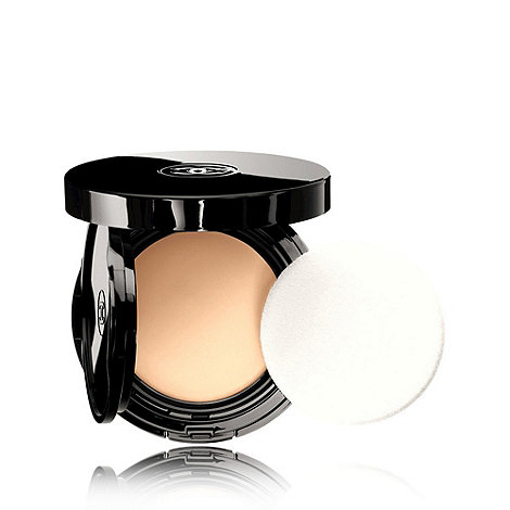 CHANEL - VITALUMIÈRE AQUA Fresh And Hydrating Cream Compact Makeup SPF 15