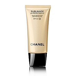 CHANEL - SUBLIMAGE LA PROTECTION UV Ultimate Revitalisation And Complete Protection High Protection SPF 5