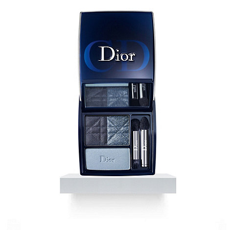 DIOR - 3 Couleurs Smoky - Ready-to-wear smoky eyes palette