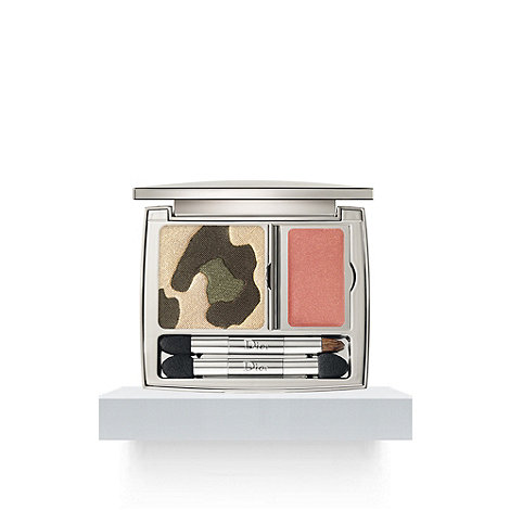 DIOR - Golden Jungle Make-up Palette- Golden Khaki