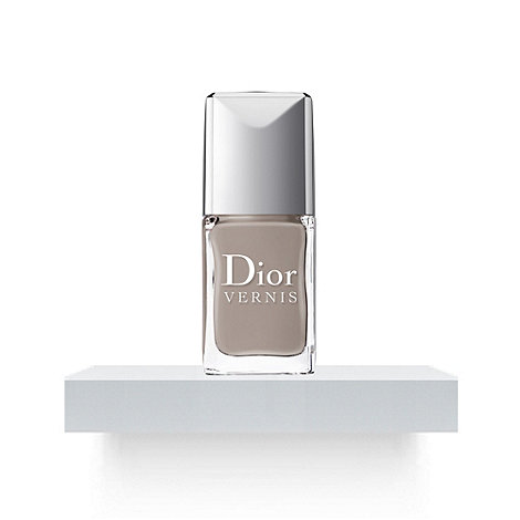 DIOR - Chérie Bow Dior Vernis - Long-Wearing Nail Lacquer - Trianon Grey 10ml