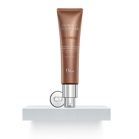 DIOR - Diorskin Nude Tan BB Crème - Healthy Glow Skin-Perfecting Beauty Balm SFP15 - PA++