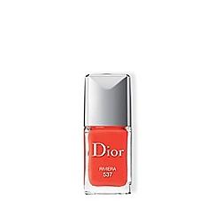 DIOR - Dior Vernis - True colour, ultra-shiny, long wear Riviera 537 10ml