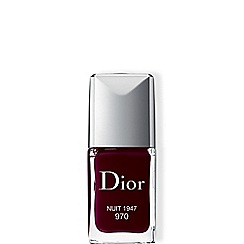 DIOR - Dior Vernis - True colour, ultra-shiny, long wear Nuit 1947 10ml