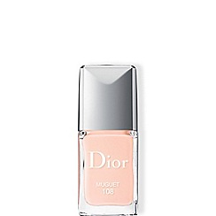 DIOR - Dior Vernis - True colour, ultra-shiny, long wear Muguet 108 10ml