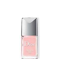 DIOR - Dior Vernis - True colour, ultra-shiny, long wear in Tra-la-la 155 10ml
