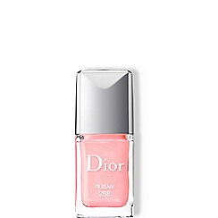 DIOR - Dior Vernis - True colour, ultra-shiny, long wear Ruban 268 10ml